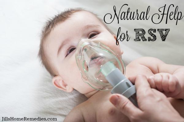Natural Help for RSV
