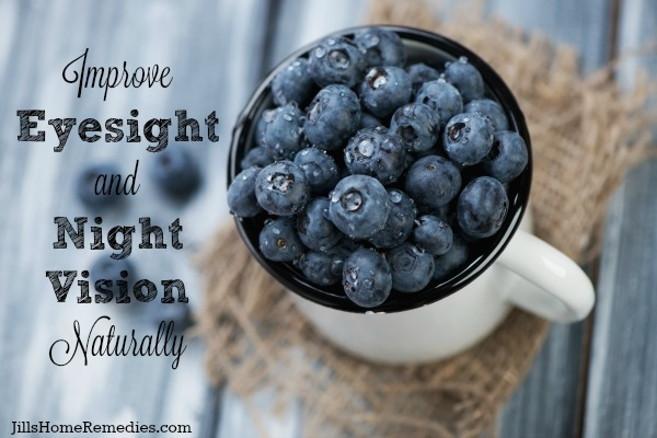 Improve Eyesight and Night Vision With Bilberry!