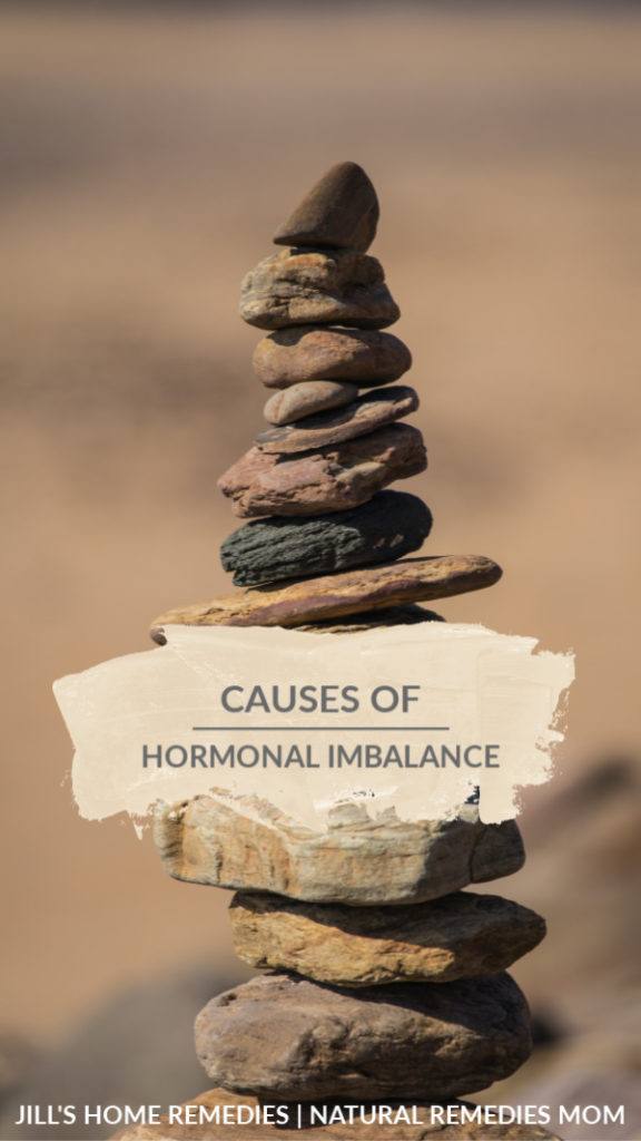 Learn the causes of hormonal imbalance so you can begin the road to balancing your hormones!