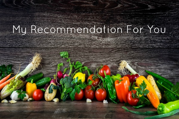 My Health Story Part 4: My Recommendation For You!