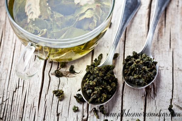 Homemade Tea Blend for Inflammation and Digestion | Jills Home Remedies | Give this nutritious tea blend a try to naturally help your inflammation and digestion!