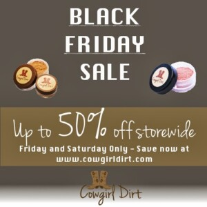 cowgirl dirt coupons 2019