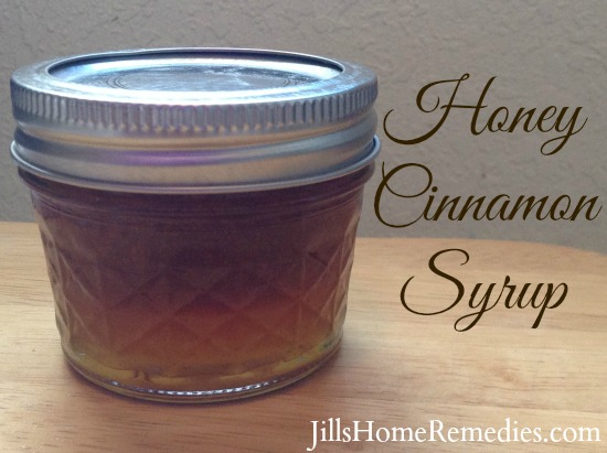 Honey Cinnamon Syrup