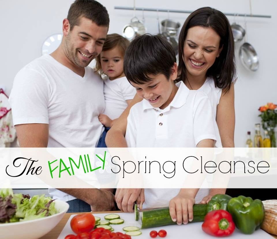 family-spring-cleanse
