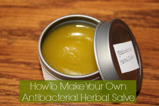 Antibacterial Salve2
