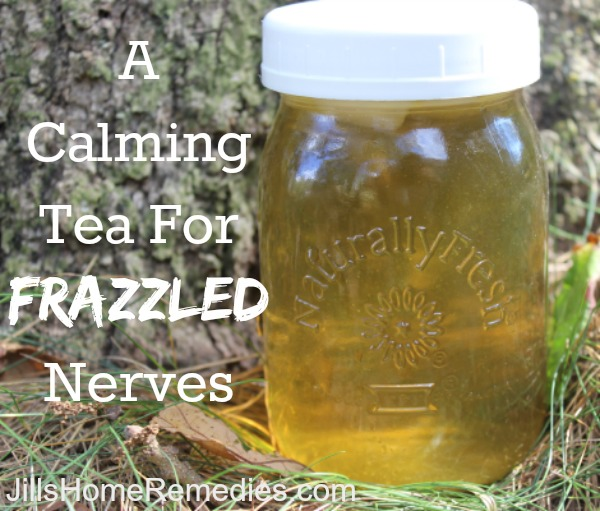 A Calming Tea For Frazzled Nerves