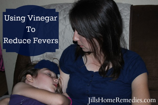 Using Vinegar To Reduce Fevers