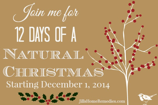 12 Days Of A Natural Christmas