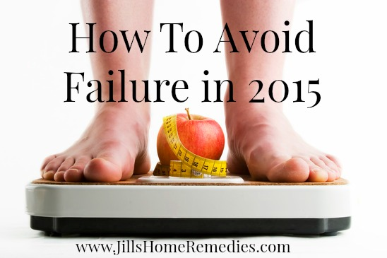 Day 5: How To Avoid Failure in 2015