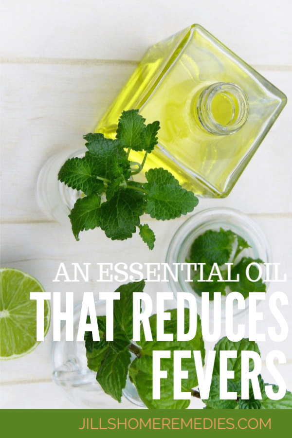 Do you know there are remedies that are far safer than over the counter fever reducers? Read how simple it is to use an essential oil that reduces fevers!