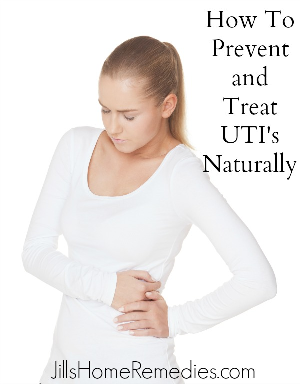 How to naturally treat a uti in toddlers uk