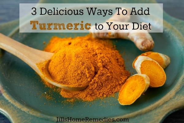 3 Delicious Ways To Add Turmeric To Your Diet