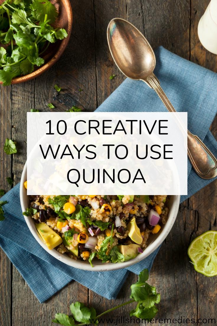 10 Creative Ways to Use Quinoa