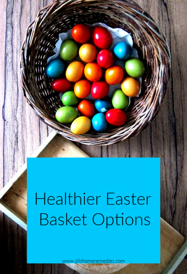 Here are a few healthier Easter egg basket ideas for your kids to enjoy!