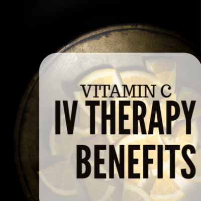 Vitamin C IV Therapy Benefits