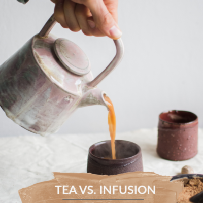 Tea vs. Infusion: What's the Difference?